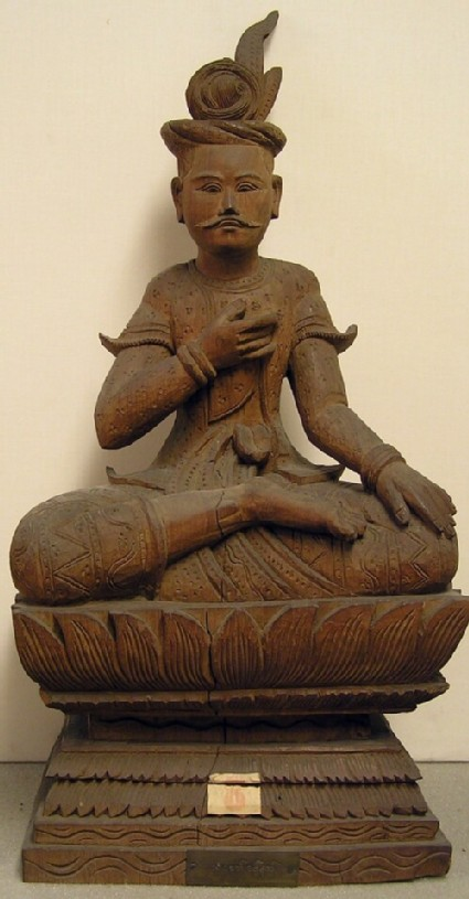 Figure of Thandawgan Nat
