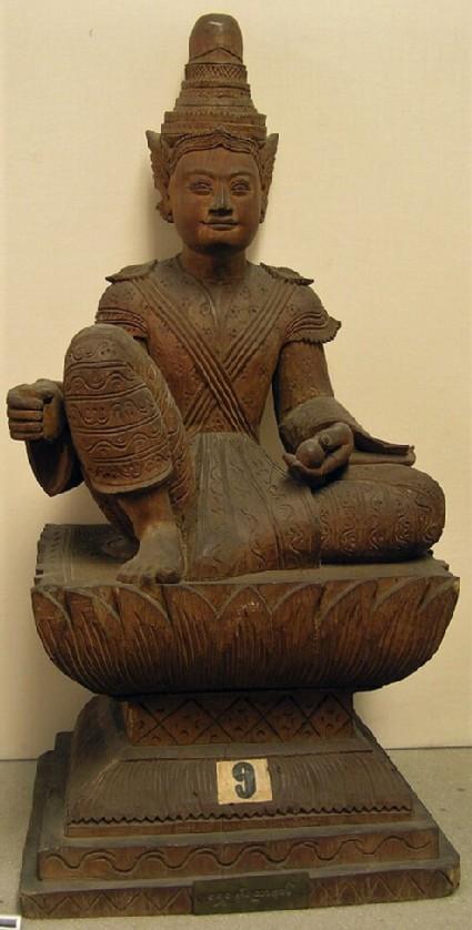 Figure of Shwe Nawratha Nat