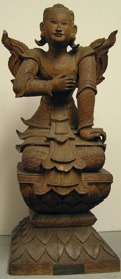 Figure of Myaukpet Shinma Nat