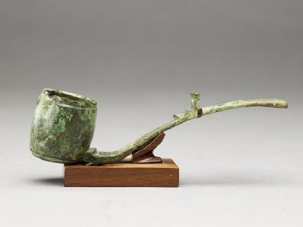 Ritual alcohol ladle with dragon