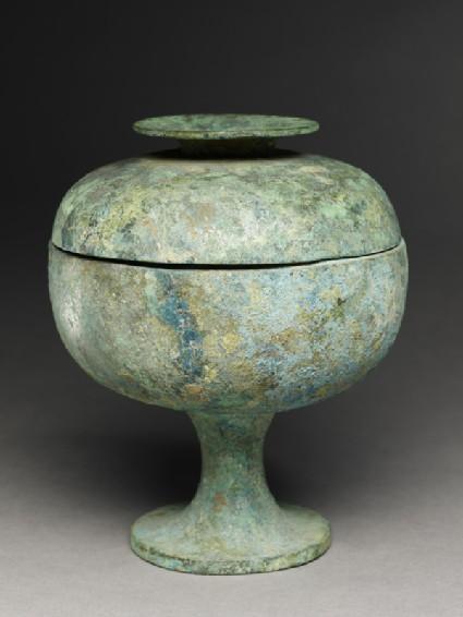 Ritual food vessel, or dou