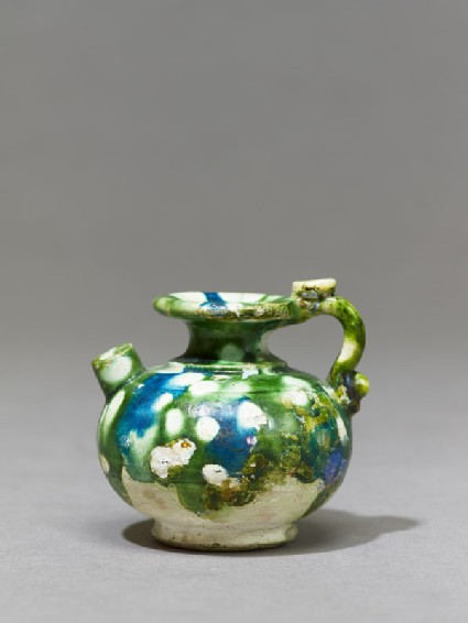 Small ewer with handle