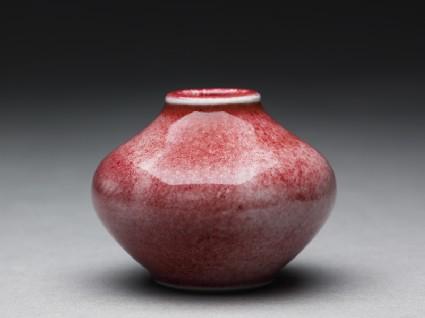 Small bulbous vase