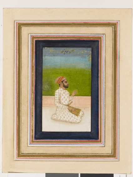 Khan-e-Alam, Commander of the Army of Shah Jahan