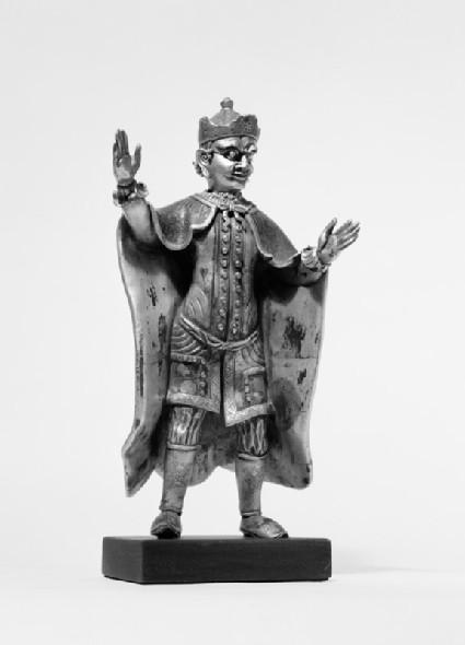 Figure of a westerner
