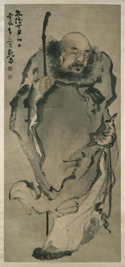 The hermit Li Tieguai