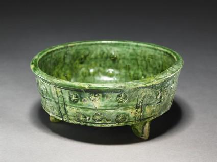Three-footed bowl