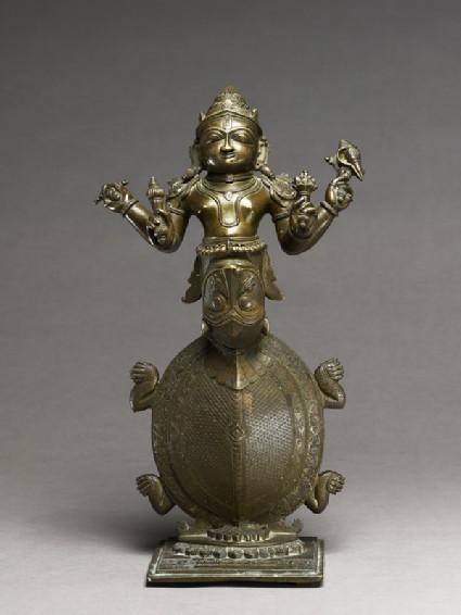 Figure of Kurma, the Tortoise incarnation of Vishnu