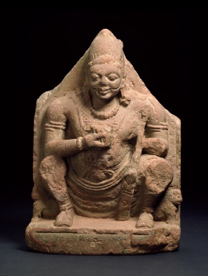 Figure of Surya, the Sun god