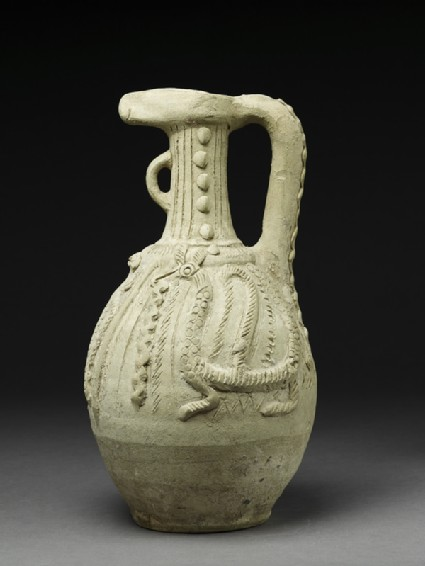 Ewer with winged creatures