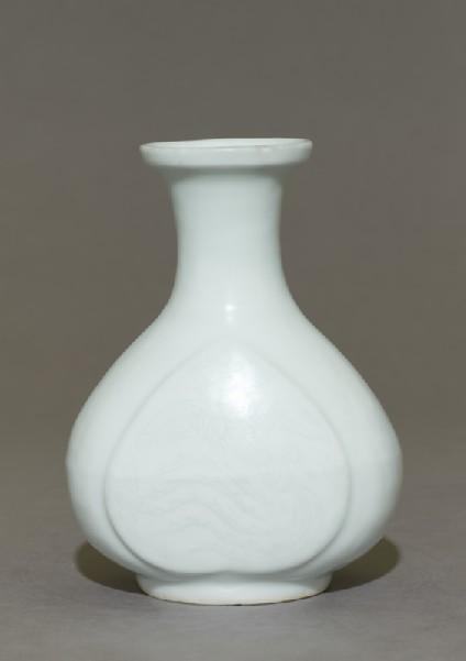 Vase with phoenix