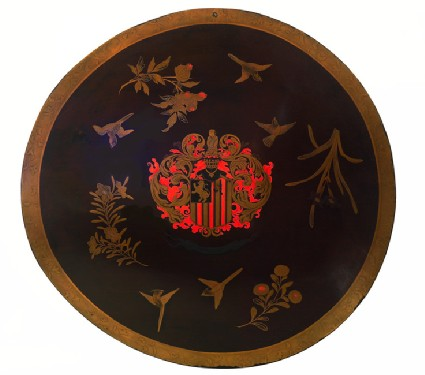 Shield with the armorial bearings of Constantijn Ranst