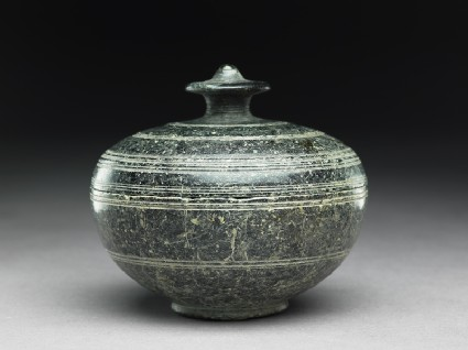 Lidded reliquary
