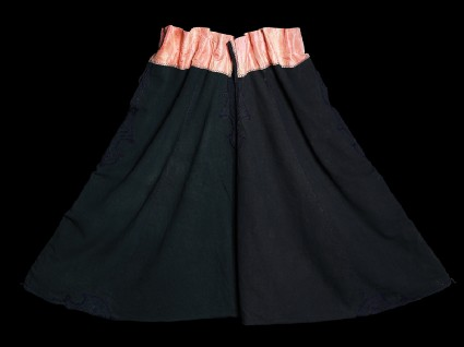 Turkish man's trousers