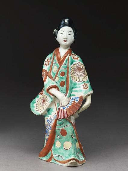 Figure of dancing woman