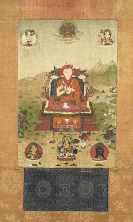 The 8th Tai Situ Lama