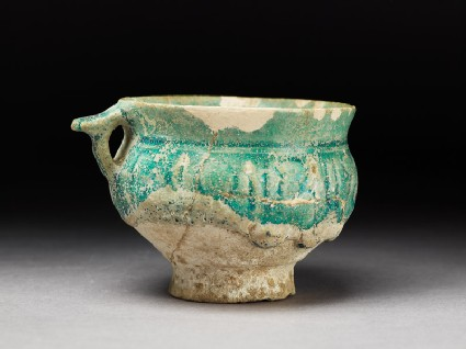 Vase with epigraphic band