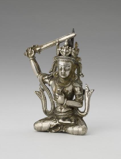 Figure of Manjushri, Bodhisattva of Wisdom