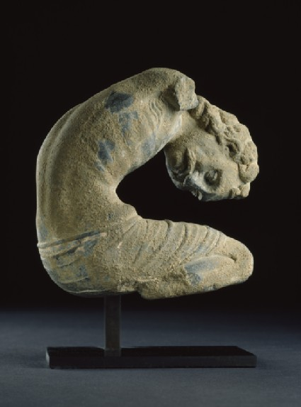Fragmentary figure of a mourner