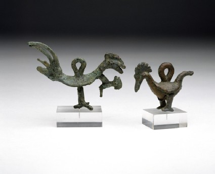 Amulet in the form of a bird