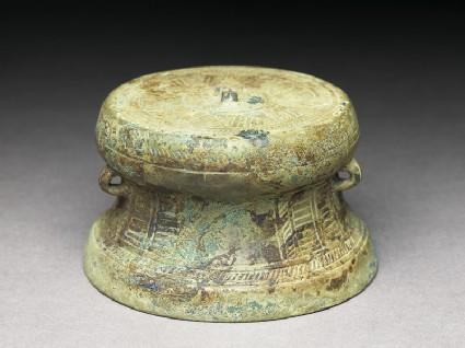Small bronze drum