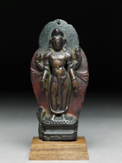 Figure of Maitreya, the future Buddha
