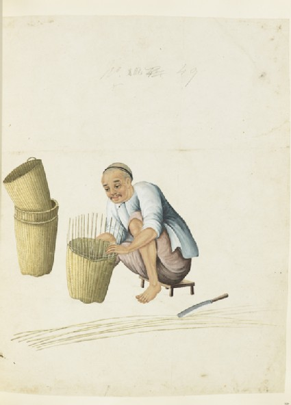 A Basket-Weaver