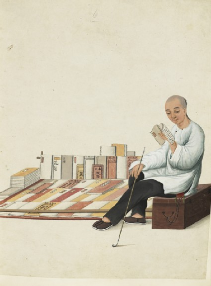 A Bookseller