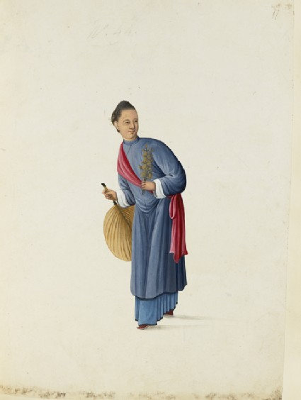 A Chinese Woman