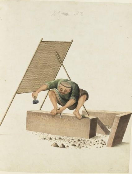 A Stone-Hewer