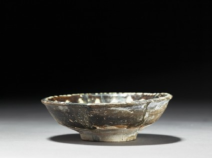 Bowl with dotted decoration