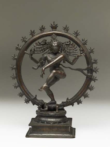 Figure of Shiva as Nataraja, Lord of the Dance