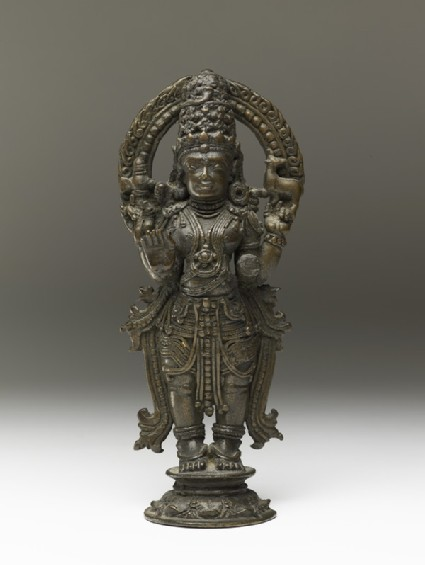 Standing figure of Shiva