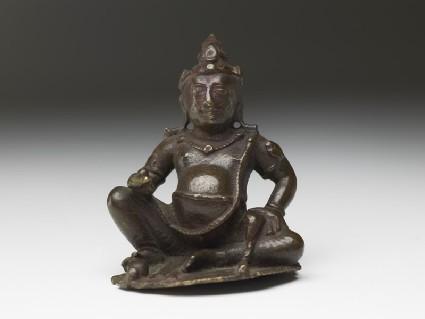 Figure of Kubera, god of wealth