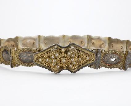 Lady's belt made by an Armenian master jeweller