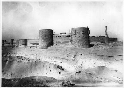 Citadel: Burj al-Haddad and Burj al-Ramla