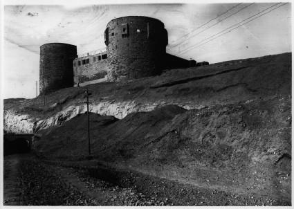 Citadel: Burj al-Ramla and Burj al-Haddad