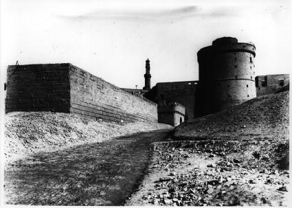 Citadel: Muqattam Gate and Tower