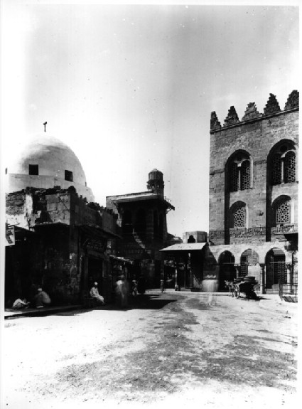 Mausoleum of Sultan Qala'un and Madrasa of Baibars