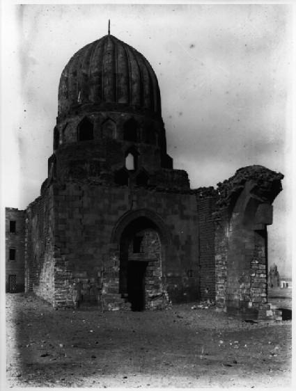 Mausoleum of Amir Anas (Yunus al-Dawadar)