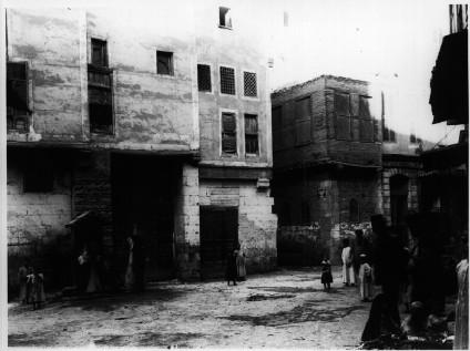 Endowment House of Sultan Qaytbay at Qal`a al-Kabsh