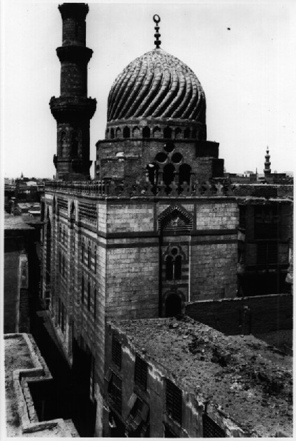 Madrasa and Mausoleum of Amir Iljay al-Yusufi
