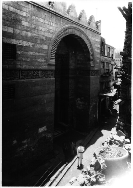 Khanaqah and Mausoleum of Sultan Baibars al-Jashankir