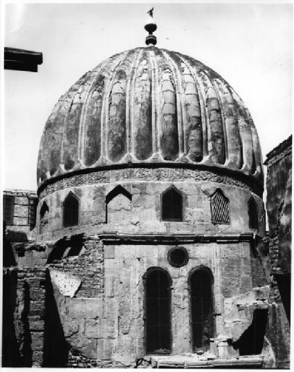 Mausoleum of Princess Tatar al-Hijaziyya