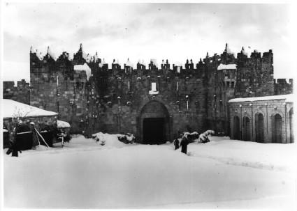 Bab al-`Amud (Damascus Gate)