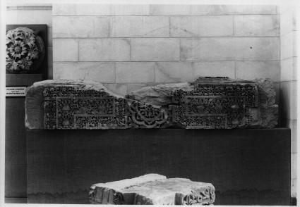 Qasr al-Tuba (`Amman National Museum of Archaeology)