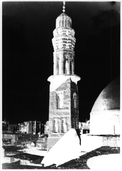 Madrasa and Mausoleum of Amir Sunqur Sa`di