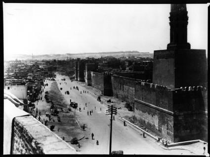 City Walls: North Wall, Bab al-Futuh and Bab al-Nasr