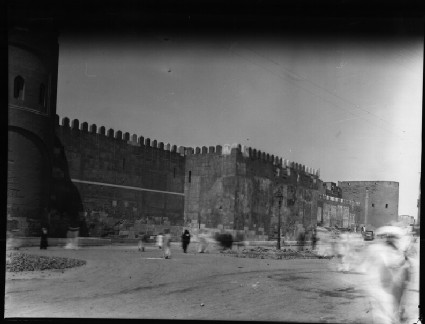City Walls: North Wall and Bab al-Futuh