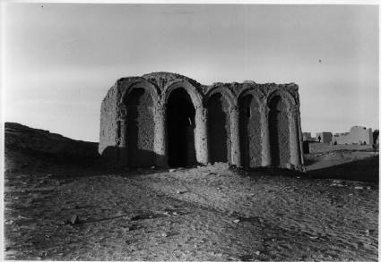 Unidentified Coptic desert site